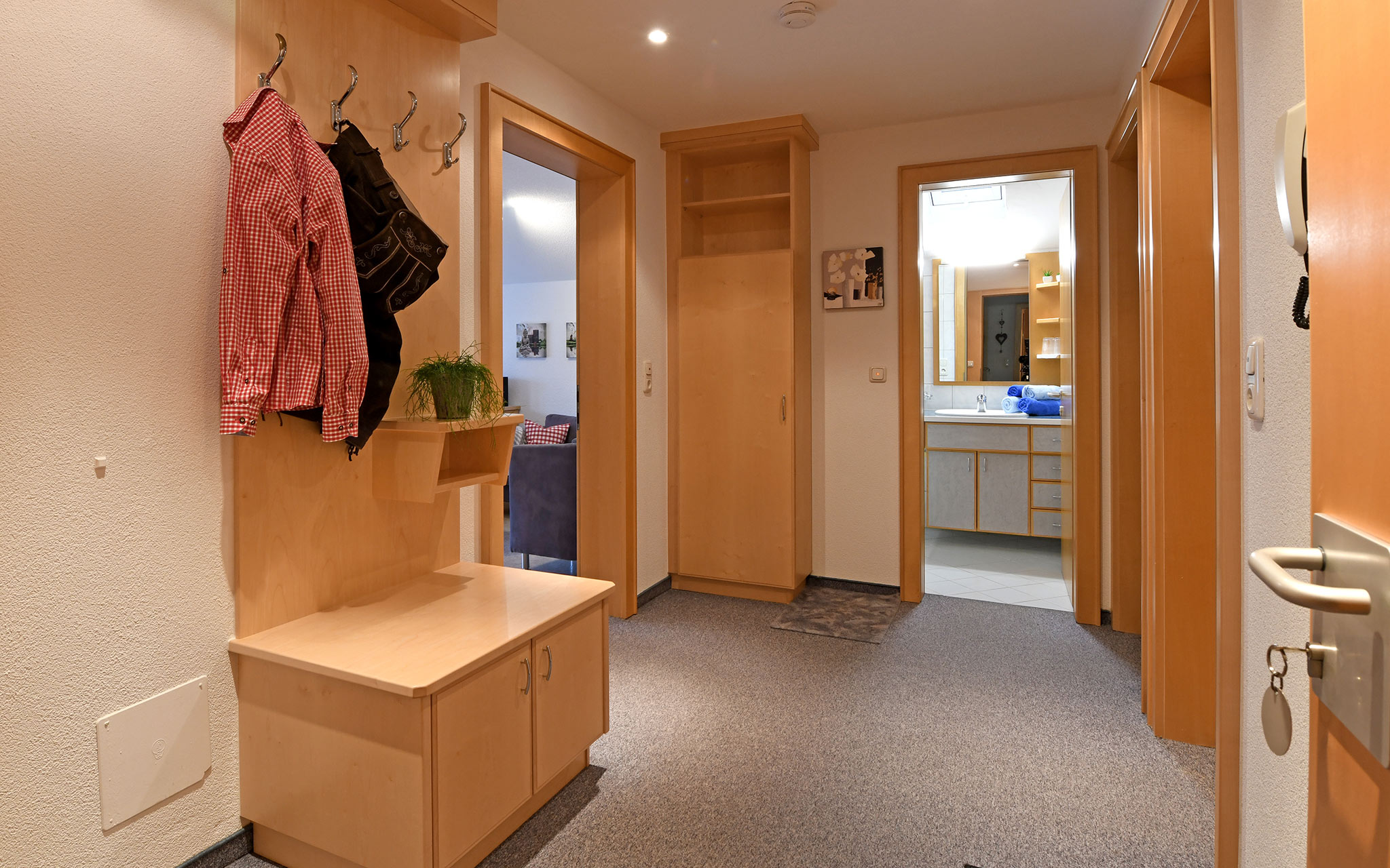 Herma Rüf Apartments in Au